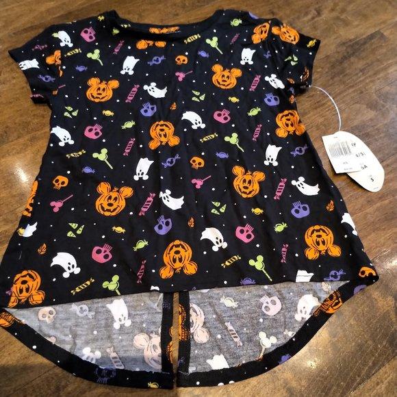 Disney Halloween Shirt Kids size 4/5